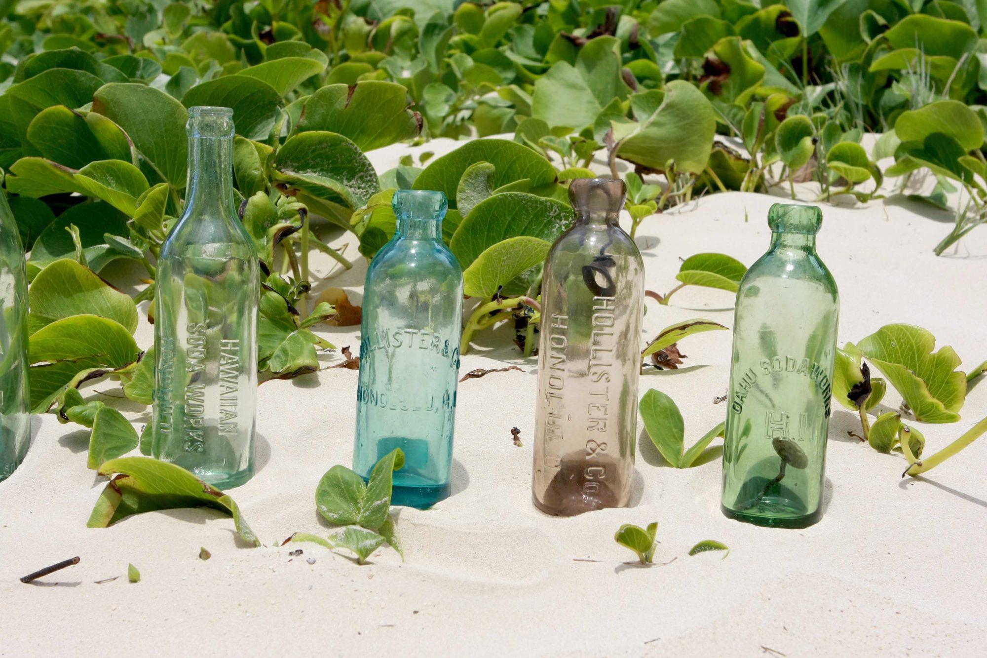 The Hawaii Bottle Man